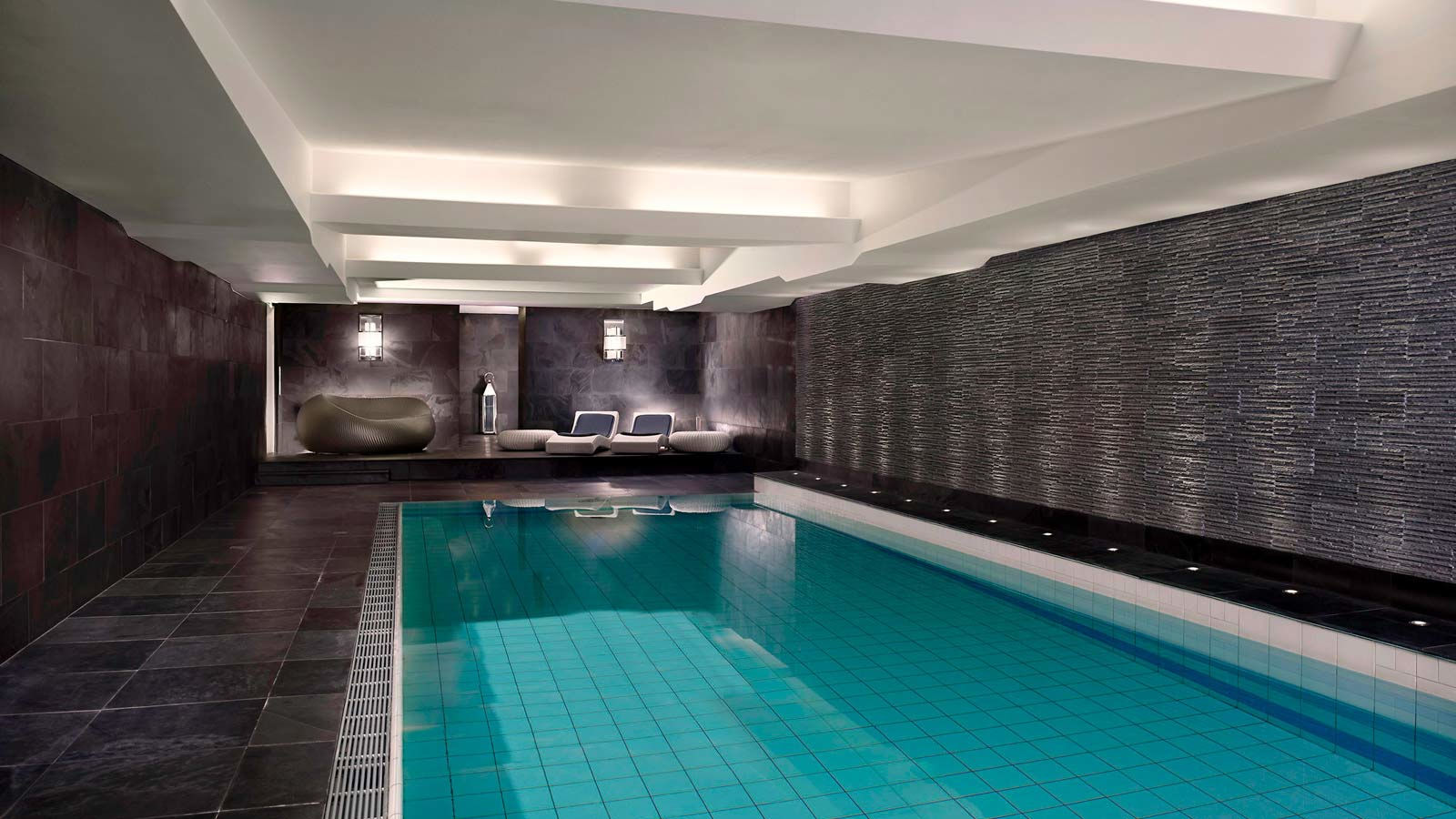 Pool & Gym - Hotel Bristol, Varsovie